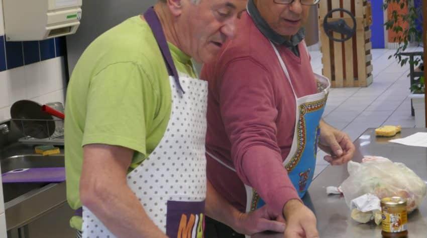 Nouveauté : repas solidaire à l'AGIES