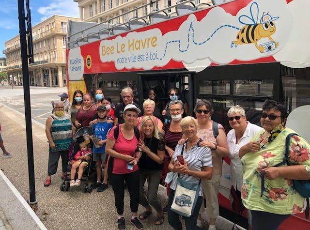 Visite touristique du Havre
