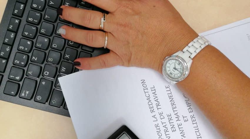 Le relais assistantes maternelles : des permanences administratives pour s'informer.